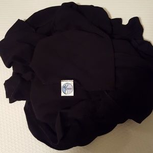 Other - Moby black baby wrap